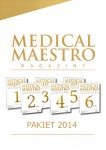 Medical Maestro Magazine Vol.1-2-3-4-5-6 PAKIET 2014