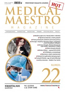 Medical Maestro Magazine prenumerata ROCZNA